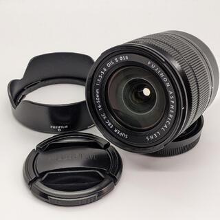 富士フイルム - FUJIFILM XC16-50mmF3.5-5.6 OIS II ブラック