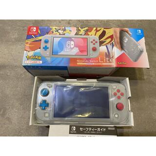 Nintendo Switch - Nintendo Switch Lite ザシアン・ザマゼンタ ポケモン
