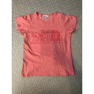 THE NORTH FACE - THENORTHFACEザノースフェイス★半袖Tシャツ ロゴTシャツ赤 ピンク