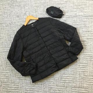UNIQLO - UNIQLO ウルトラライトダウンコンパクトジャケット XL 黒 ブラック