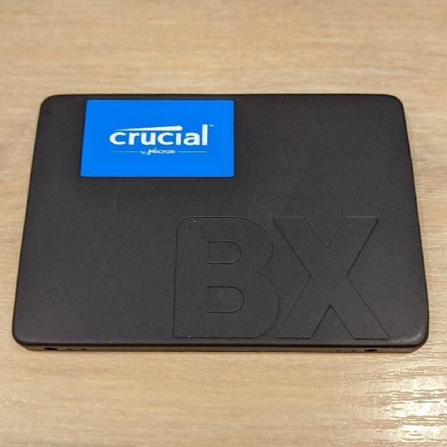 Crucial SSD  BX500 1TB スマホ/家電/カメラのPC/タブレット(PCパーツ)の商品写真