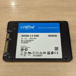 Crucial SSD  BX500 1TB