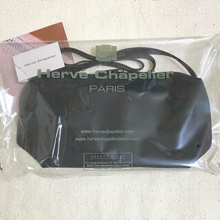 Herve Chapelier - エルベシャプリエ 2884N   ショルダーバッグ 薄型 ノワール