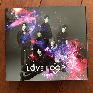 SONY - GOT7  LOVE LOOP(初回生産限定盤A)