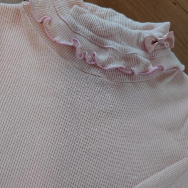 Shirley Temple(シャーリーテンプル)のシャーリーテンプル キッズ/ベビー/マタニティのキッズ服女の子用(90cm~)(Tシャツ/カットソー)の商品写真