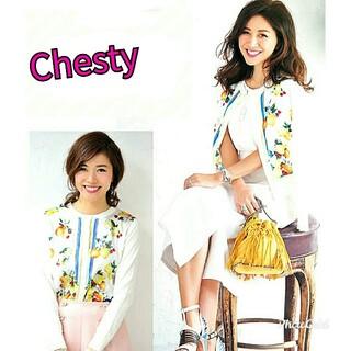 Chesty - ⭐️Chesty⭐️レモン柄カーディガン
