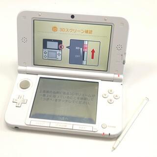 ニンテンドー3DS - 任天堂 3DSLL ホワイト