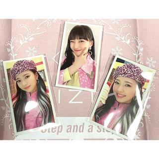 SONY - NiziU マユカちゃん A、B、通常 CDトレカ 3枚set