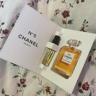 CHANEL - CHANEL no.5 香水 サンプル