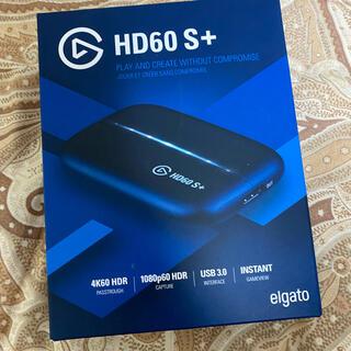 キャプチャーボード Elgato Game HD60S+