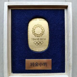 東京オリンピック 純金小判 10g 外箱つき 送料無料