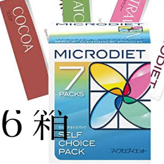サニーヘルス  マイクロダイエット ドリンクミックス シングル 7食1箱(ダイエット食品)