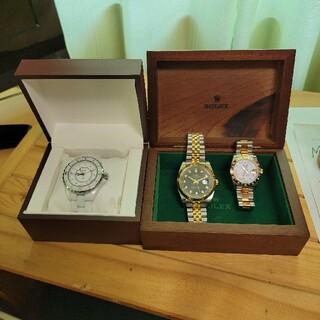 ロレックス ROLEX CHANEL 海外土産(腕時計(アナログ))