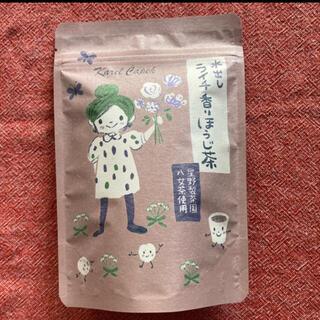 カレルチャペック紅茶 ライチ香りほうじ茶(茶)