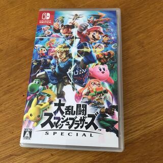 ニンテンドースイッチ(Nintendo Switch)の大乱闘スマッシュブラザーズ SPECIAL Switch(家庭用ゲームソフト)
