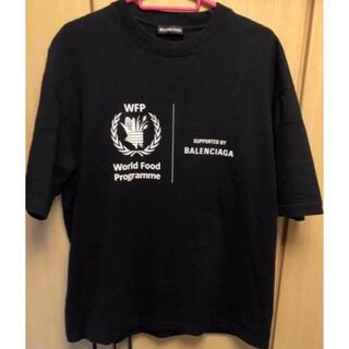 Balenciaga - 最終値下げBALENCIAGA WTF tシャツ サイズL