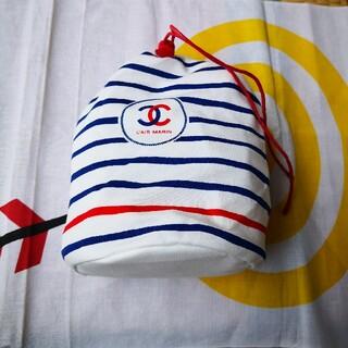 CHANEL - シャネル 巾着ポーチ ノベルティグッズ
