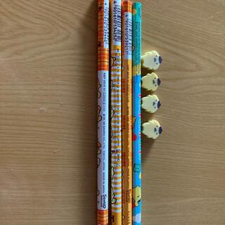 h.m 様専用  ポムポムプリン鉛筆4本のみ【消しゴム無し】(鉛筆)