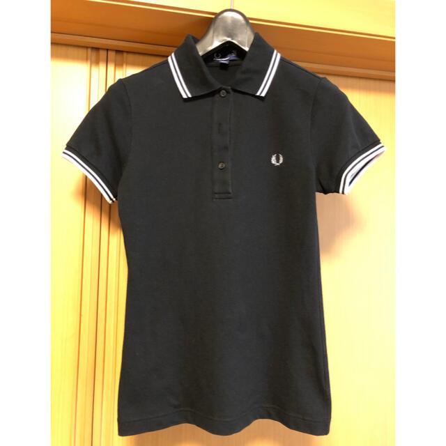 FRED PERRY(フレッドペリー)のFREDPERRY⭐︎フレッドペリー ポロシャツ レディース Mサイズ レディースのトップス(ポロシャツ)の商品写真
