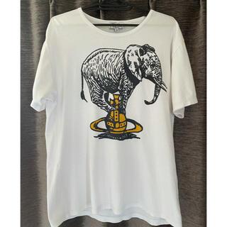 ヴィヴィアンウエストウッド(Vivienne Westwood)のヴィヴィアンウエストウッド Tシャツ Msize(Tシャツ/カットソー(半袖/袖なし))