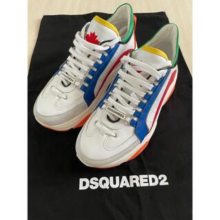 ディースクエアード(DSQUARED2)のDsquared2   Bumpy 551 Sneakers(スニーカー)