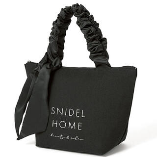snidel - otona MUSE オトナミューズ付録 保冷・保温トートバッグ