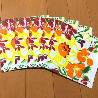 マリメッコ(marimekko)のペーパーナプキン   マリメッコ   L - ⑰    5枚(各種パーツ)