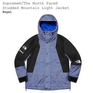 Supreme - supreme northface studded jacket S