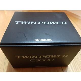【新品未使用】シマノ 20 ツインパワーC3000