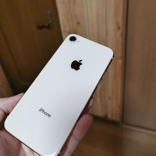 iPhone - iPhone8美品 64GB SIMロック解除済み