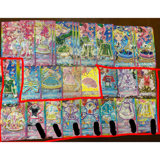 タカラトミーアーツ(T-ARTS)のプリチャン プロモプリチケ まとめ売り・バラ売り(シングルカード)