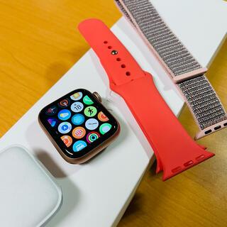 Apple Watch - 【美品】Apple Watch Series5 GPS 40mm おまけ付き