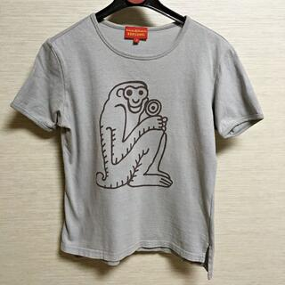 Vivienne Westwood - 【レア赤タグ】VW RED LABEL モンキーTシャツ