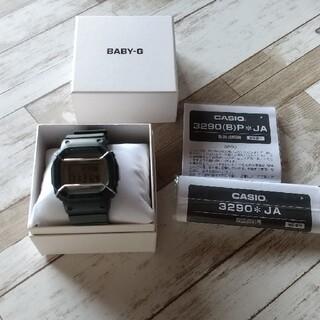 ベビージー(Baby-G)のako様専用 baby-g  チャコールグレー(腕時計)