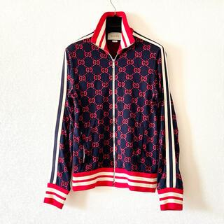 Gucci - GUCCI GG Jacquard Track Jacket