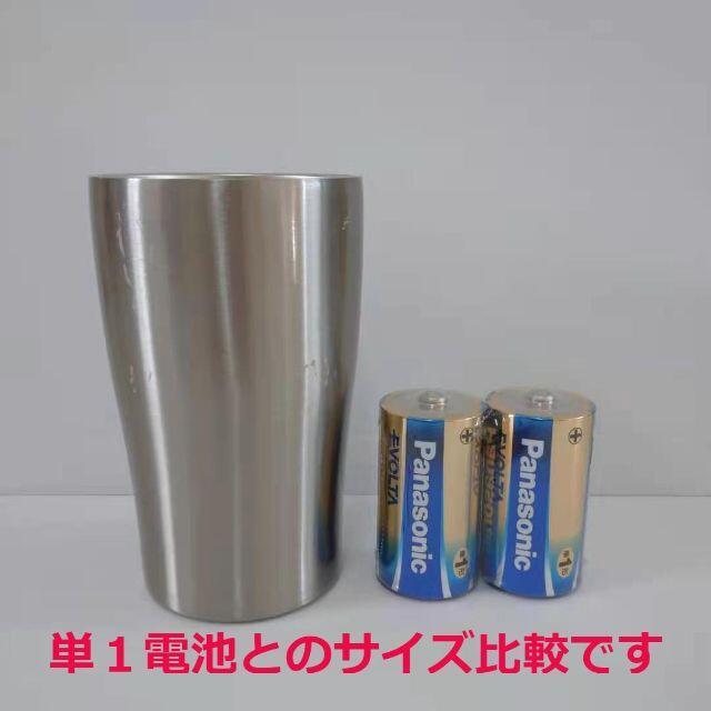 【新品】ステンレスタンブラー 5個セット インテリア/住まい/日用品のキッチン/食器(タンブラー)の商品写真