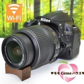 Nikon - ニコン D3100☆カメラがガイドしてくれる♪入門用一眼レフ!1862