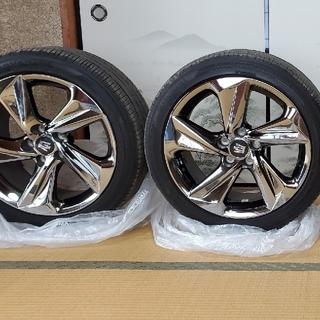 ※処分中、値引き可 220クラウン RS純正タイヤホイール4本セット
