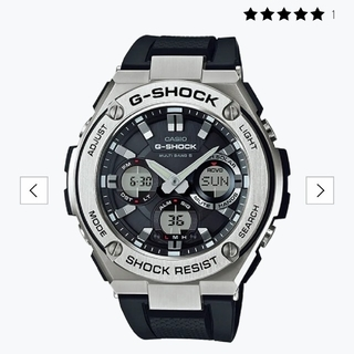 ジーショック(G-SHOCK)のG-SHOCK ジーショック 腕時計 時計 ウオッチ GST-W110-1AJF(腕時計(アナログ))