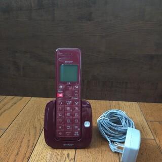 シャープ(SHARP)のSHARPコードレス電話機(その他)