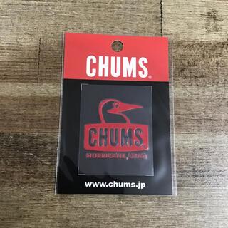 チャムス(CHUMS)の[新品]CHUMS ブービーフェイスエンボスステッカー(その他)