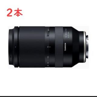 タムロン(TAMRON)のmiiko様 タムロン 70-180mm F/2.8 Di III VXD(Mo(レンズ(ズーム))