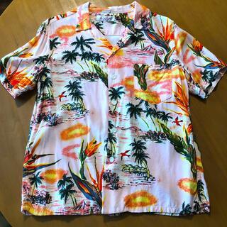 ハリウッドランチマーケット(HOLLYWOOD RANCH MARKET)のハリウッドランチマーケット 1 ハリラン アロハシャツ(シャツ/ブラウス(半袖/袖なし))
