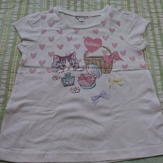 エニィファム(anyFAM)の未使用 anyFAM 110(Tシャツ/カットソー)