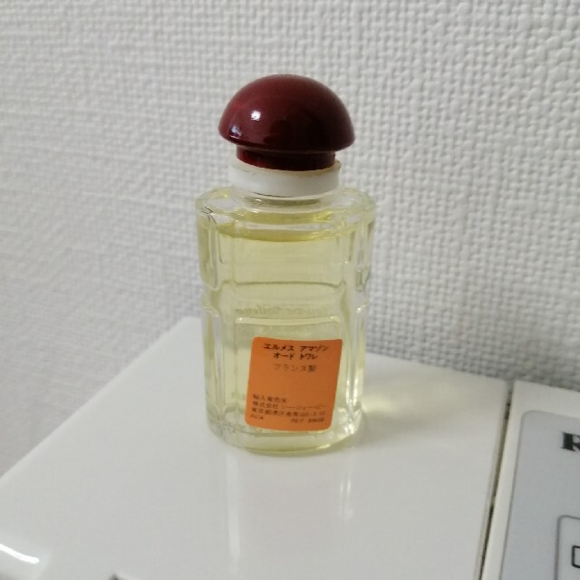 Hermes(エルメス)のエルメス 香水 アマゾン ミニ コスメ/美容の香水(香水(女性用))の商品写真