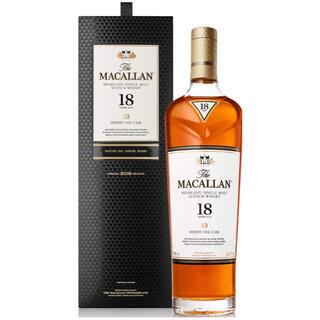 ザ マッカラン 18年 ウイスキー