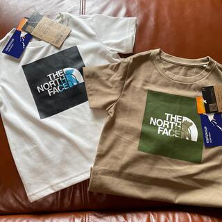 THE NORTH FACE - 新品THE NORTH FACEキッズ限定知床バージョンTee