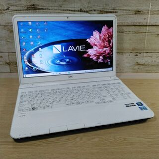 NEC - NEC LS550/H 美品 ノートパソコン i7 8GB 新品SSD480GB