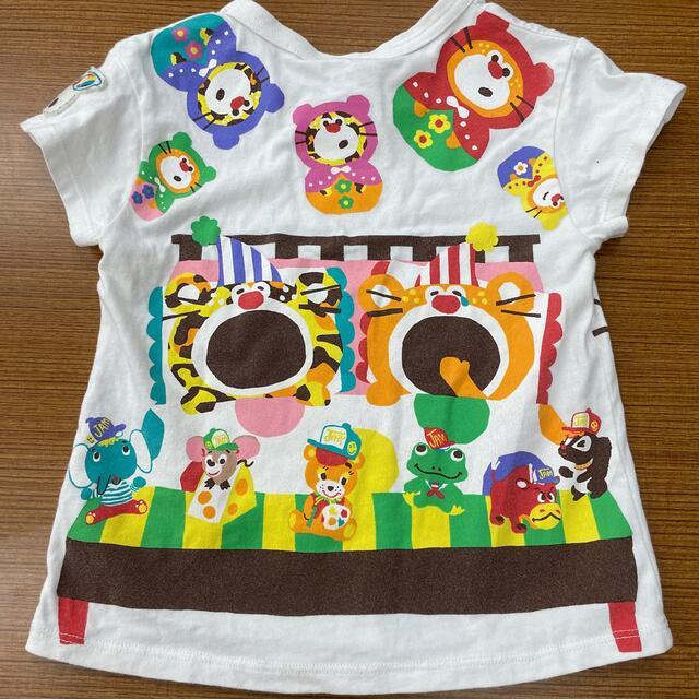 JAM(ジャム)の中古  6枚セット  JAM  100cm  Tシャツ  半袖 キッズ/ベビー/マタニティのキッズ服男の子用(90cm~)(Tシャツ/カットソー)の商品写真