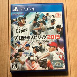 PlayStation4 - プロ野球スピリッツ2019 PS4 コナミ